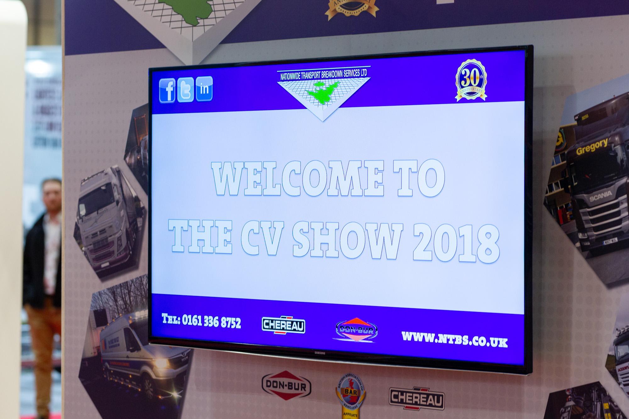 CV Show April 2018