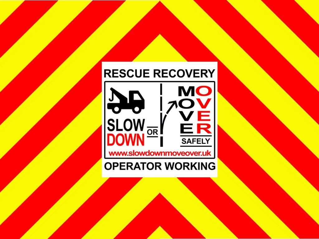 NTBS & NCA Support Slow Down Move Over